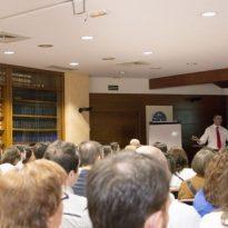Jornada de productividad despacho de abogados en Colegio Abogados de A Coruña. Rafa García