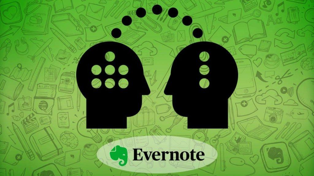 Evernote y la transmisión efectiva de conocimiento